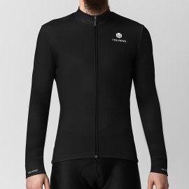 Bluza Kolarska Basic Black